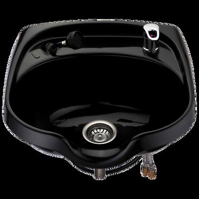 Plastic Oval Shampoo Bowl
