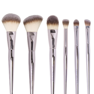 6 Piece Cosmetic Brush Set
