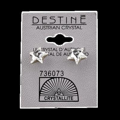 Destine Star Earrings