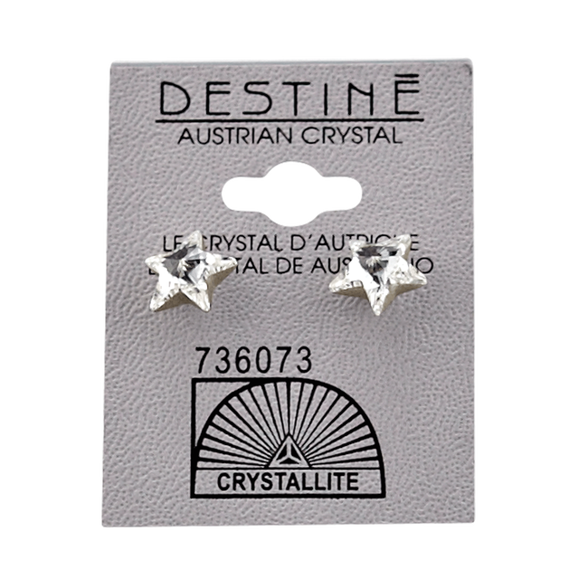 Destine Star Earrings