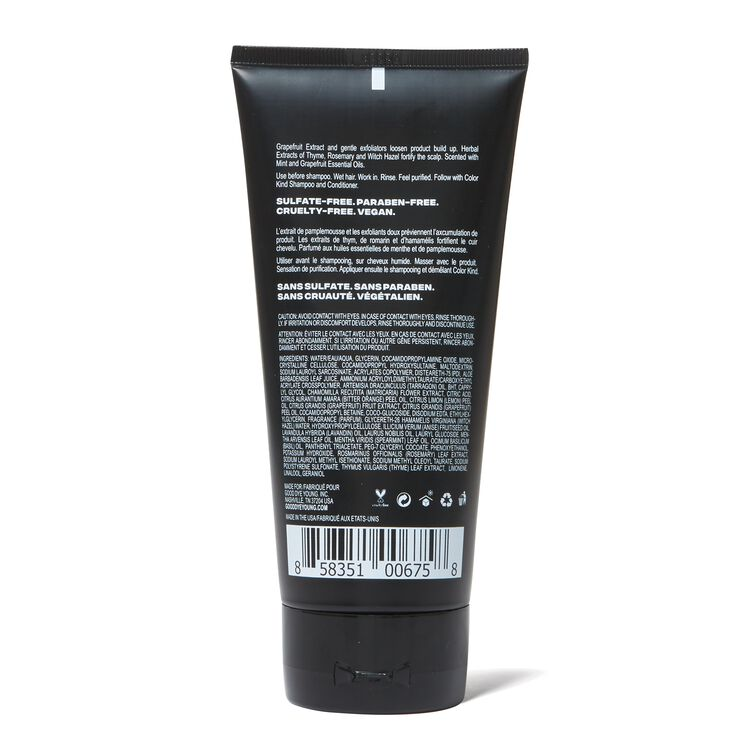 Pre Wash Weekly Detox & Scalp Treatment