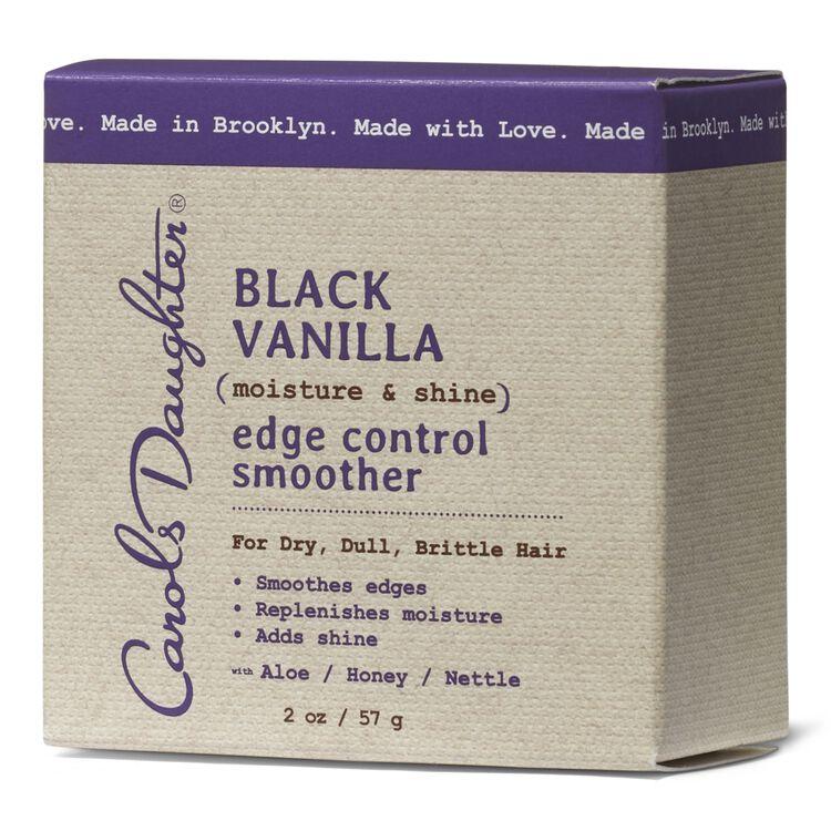 Black Vanilla Edge Control