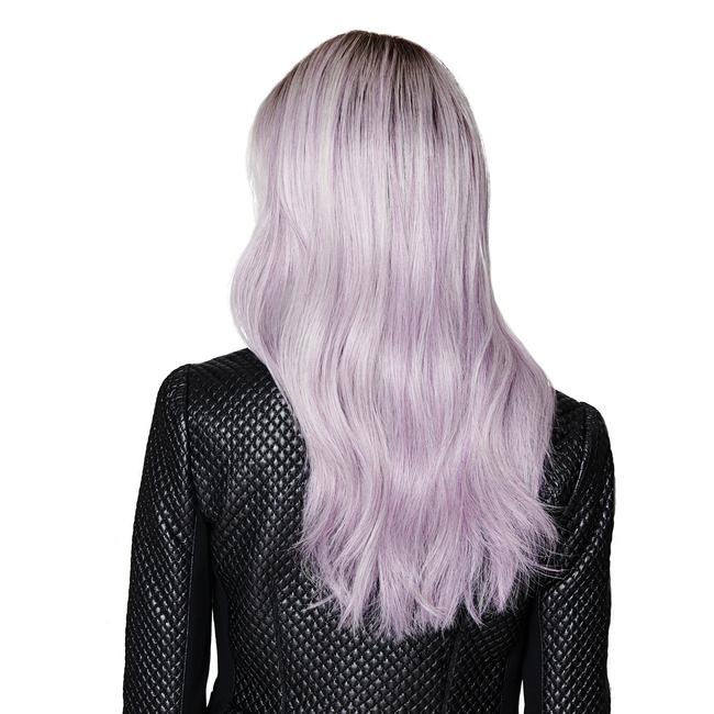 Lilac Frost Fantasy Wig