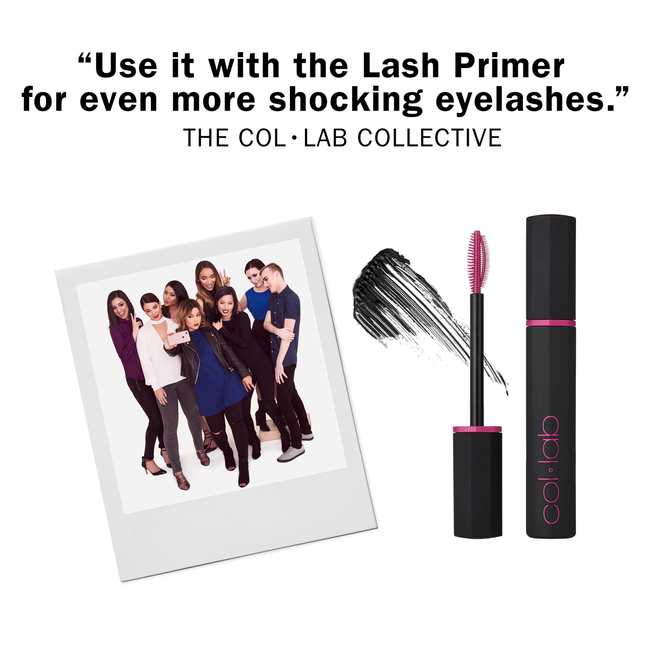 The Works Wow Effect All-in-One Mascara Extreme Black