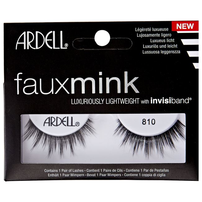0916e171011 Faux Mink 810 Lashes by Ardell | Eyelash Extensions | Sally Beauty