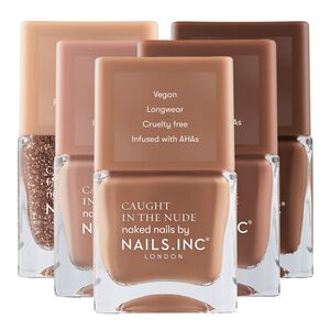 Caught In The Nude Nail Polish
