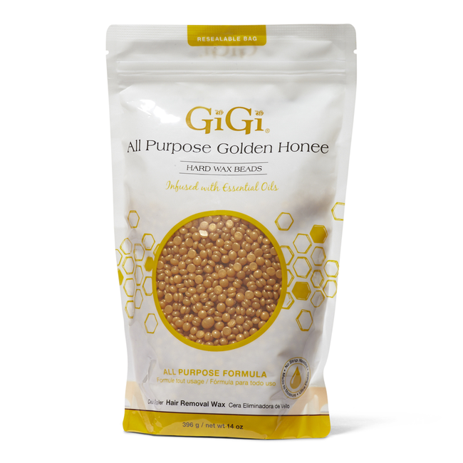 All Purpose Golden Honee Hard Wax Beads