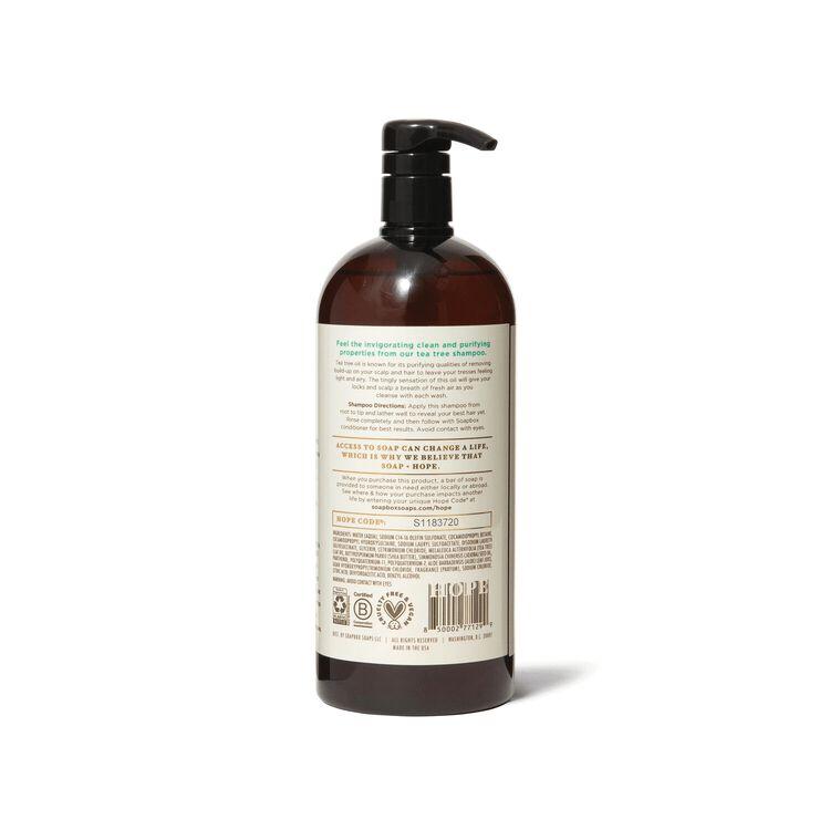Tea Tree Clean & Purify Shampoo