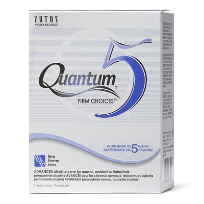 5 Firm Choices Alkaline Perm