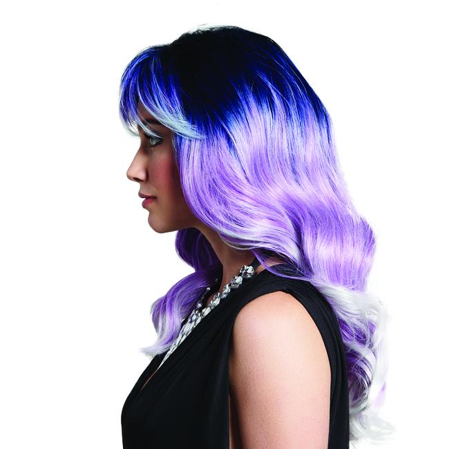 Arctic Melt Fantasy Wig