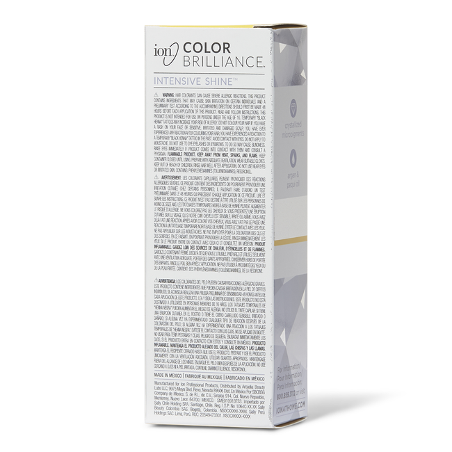 6N Dark Blonde Permanent Liquid Hair Color