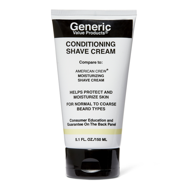 Conditioning Shave Cream Compare to American Crew Moisturizing Shave Cream