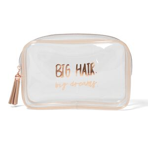 Hair Care Travel Bag