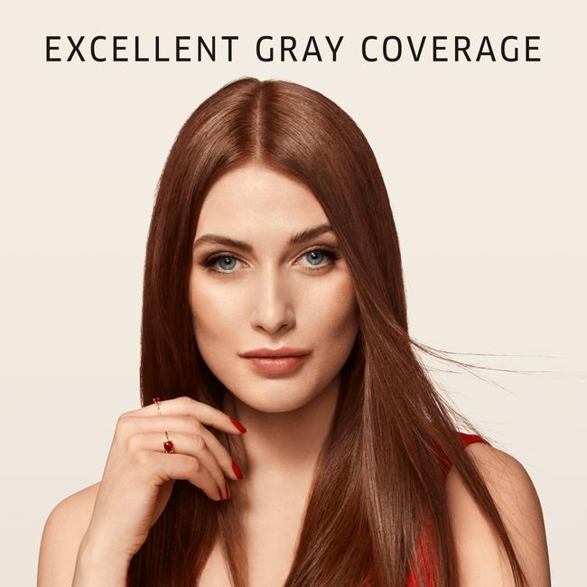 Color Charm Permanent Liquid Hair Color