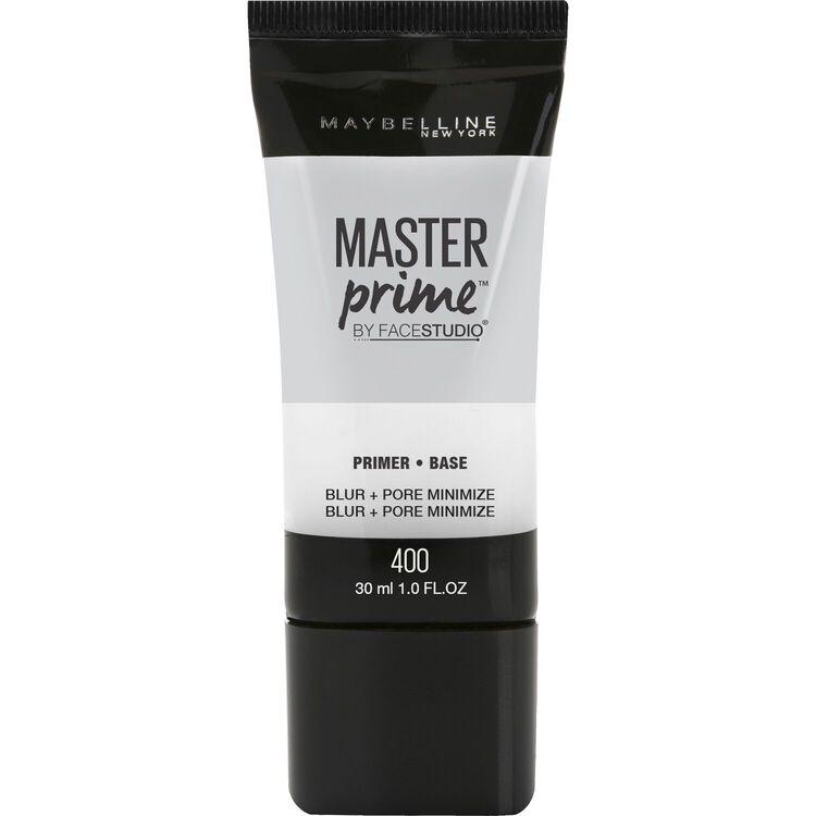 Face Studio Master Prime Primer Blur + Pore Minimizer