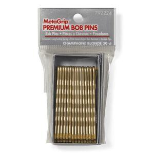 Gold Premium Bob Pins