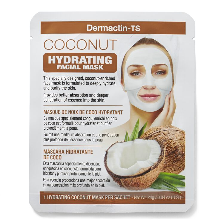 Coconut Hydrating Face Mask