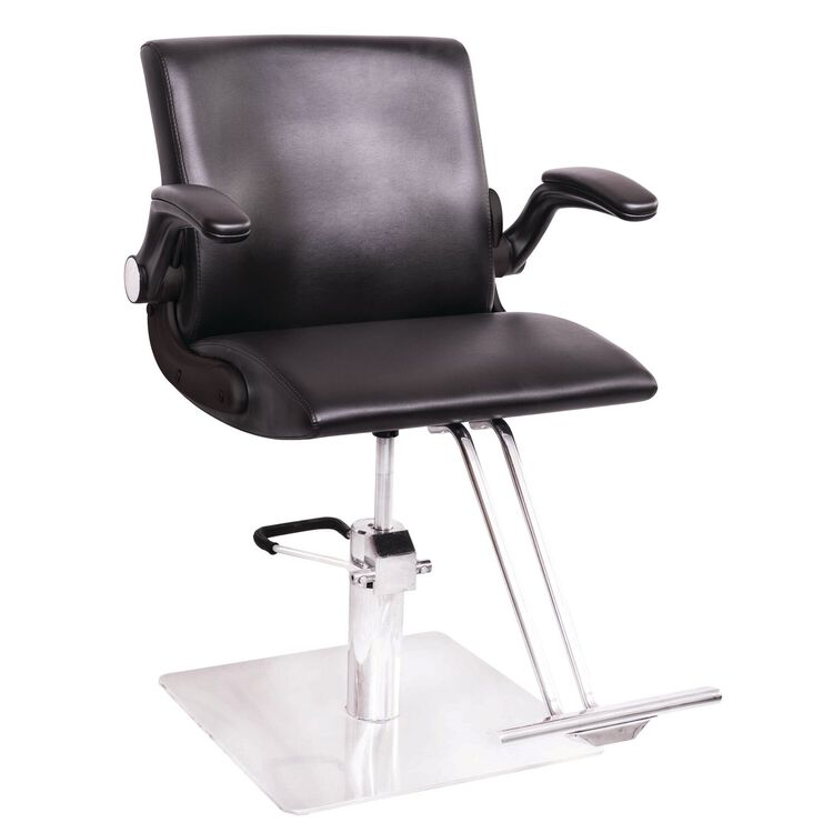 Kinsley ST Chair with Movable Armrests