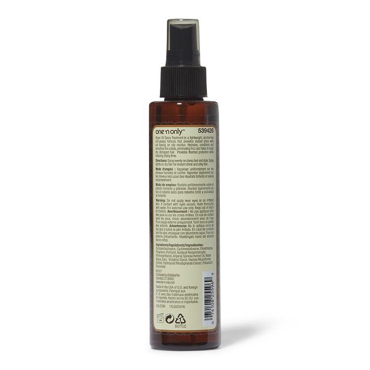 Argan Oil Spray Treatment