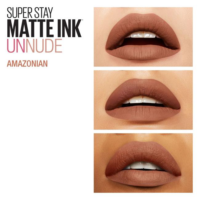 Super Stay Matte Ink Un-Nude Liquid Lipstick Amazonian