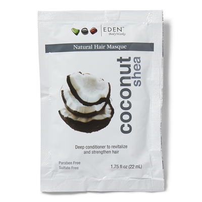 Coconut Shea Hair Masque Packette