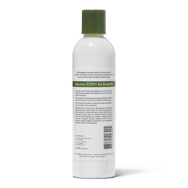 Peppermint Tea Tree Conditioner