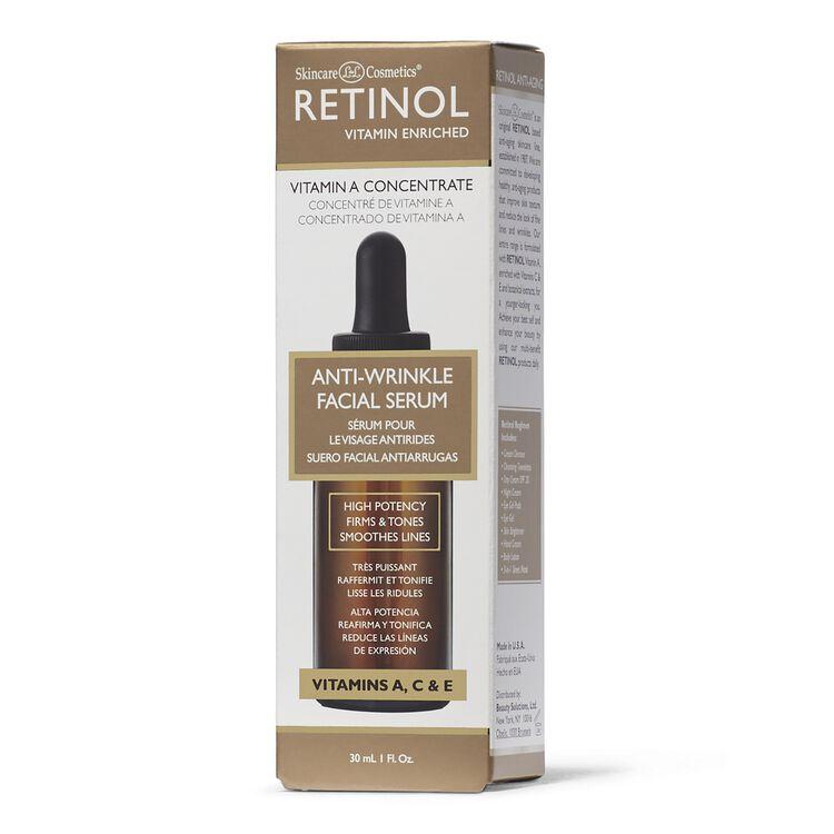 Anti-Wrinkle Facial Serum