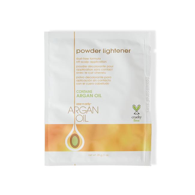 Argan Oil Powder Lightener Packet