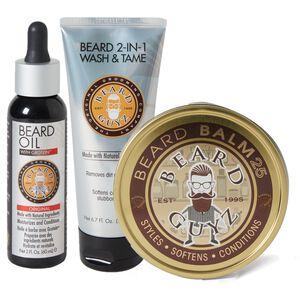 Beard Guyz Beard Care Gift Set