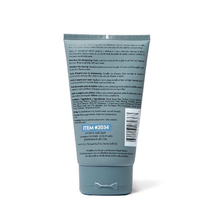 Shampoo & Shave Paste