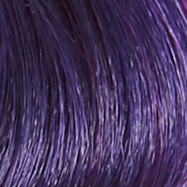 Purple Semi Permanent Hair Color