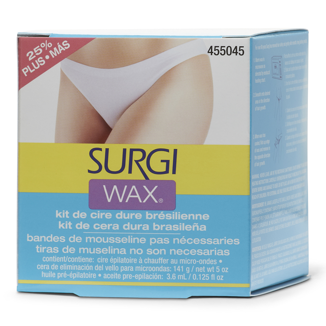 Surgi-Wax Brazilian Wax Kit