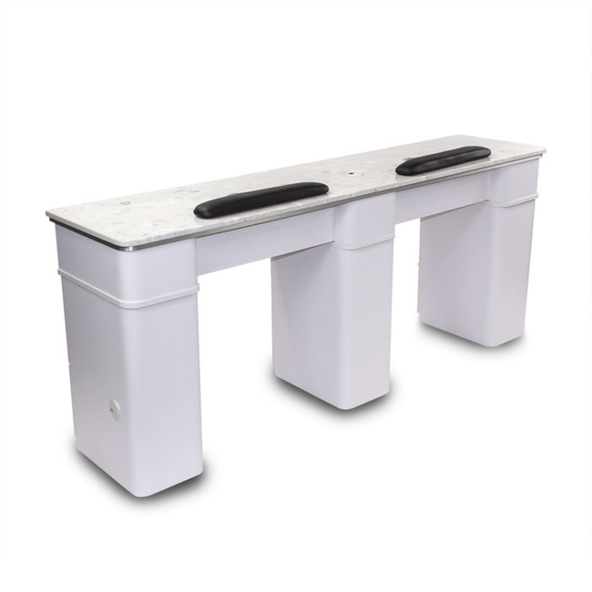 Sonoma Double Manicure Table