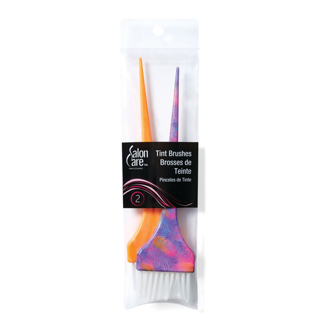 Patterned Tint Brushes 2 ct