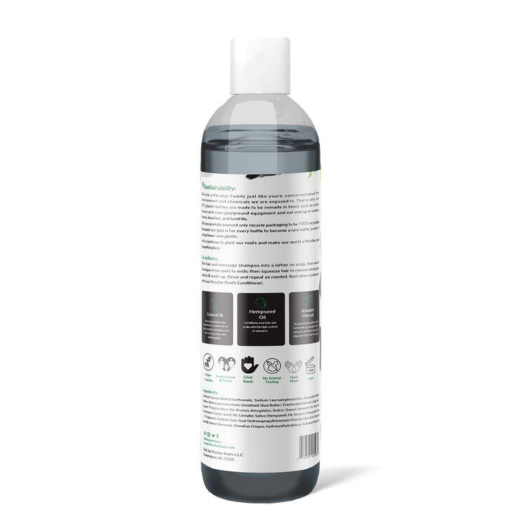 Clarifying & Detox Charcoal Shampoo 8oz