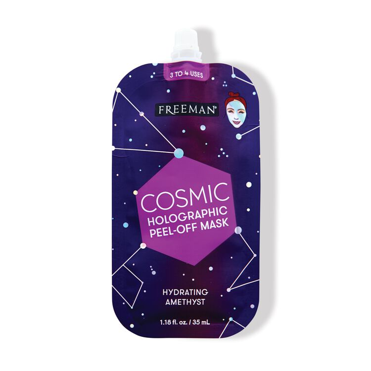 Cosmic Hydrating Amethyst Holographic Peel-Off Mask