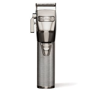 Metal Cordless Clipper Silver