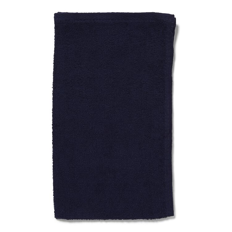 Bleach Guard Navy Cotton Towels