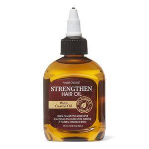 Strengthen Hair Oil with Castor Oil