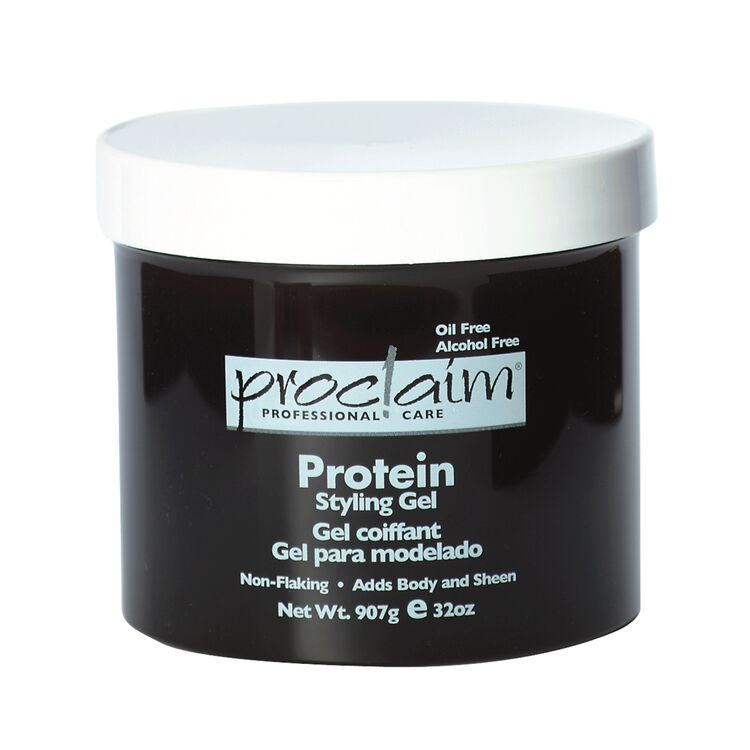 Protein Styling Gel