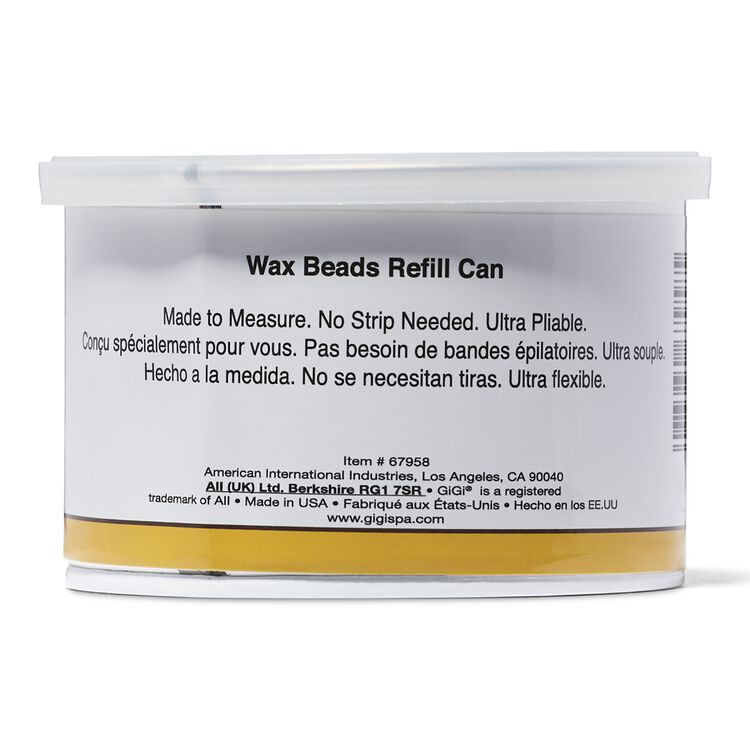 Hard Wax Beads Refill Can