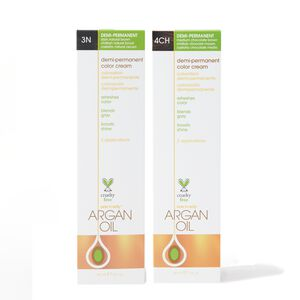 Argan Oil Demi Permanent Color Cream