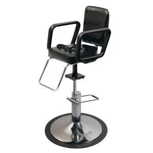 Lambada Kids Hydraulic Styling Chair Model 4370 - Black