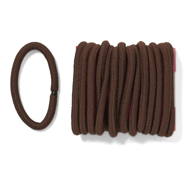 Brunette Extra Thick Elastics