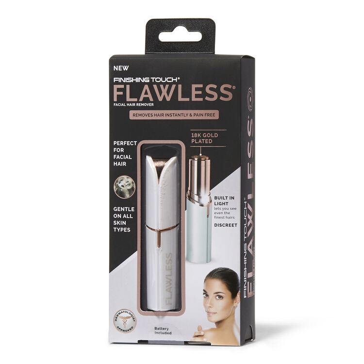 Finishing Touch Flawless Facial Hair Remover