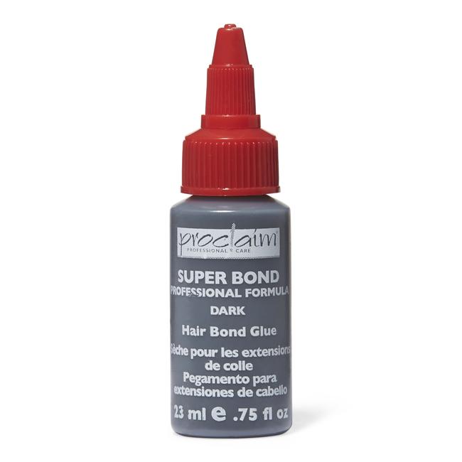 3aeac4c5ca6 Proclaim Super Bond Hair Glue Dark