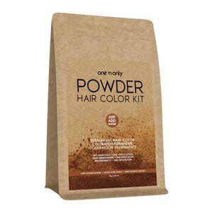 Powder Permanent Hair Color Kit Dark Golden Blonde