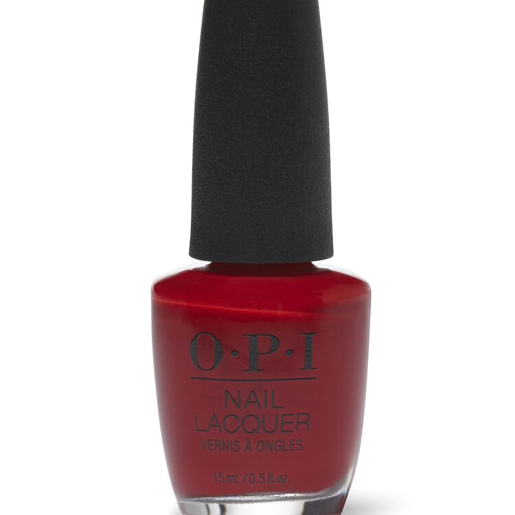 Red Hot Rio Nail Lacquer