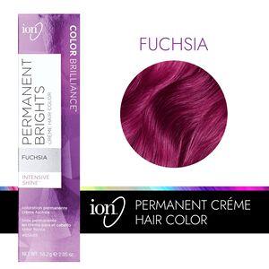 Permanent Brights Creme Hair Color Fuchsia