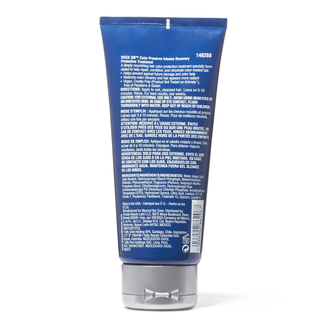 Rock On Color Preserve Intense Recovery Protective Treatment